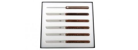 Набор из 6 столовых ножей, Forge de Laguiole, дизайн Andree PUTMANT6 PUTMAN FRD*