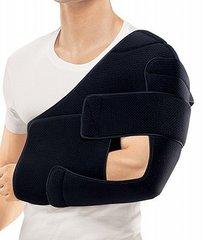 Ортез (бандаж) на плечевой сустав и руку (фиксирующий ортез на плечевой пояс)