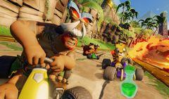 Crash Team Racing Nitro-Fueled & Spyro Reignited Trilogy Комплект игр (PS4, английская версия)