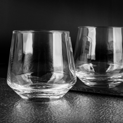 Набор стаканов для виски 389 мл, 2 шт, Pure, фото 4