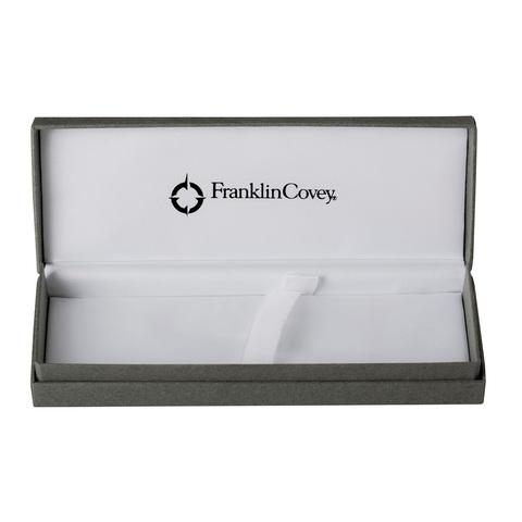Набор FranklinCovey Greenwich - Black CT, шариковая ручка + карандаш, M
