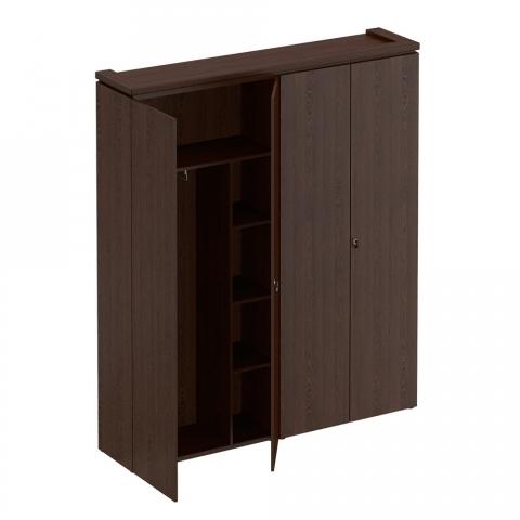 МК 363 Шкаф комбинированный (для одежды + для документов)