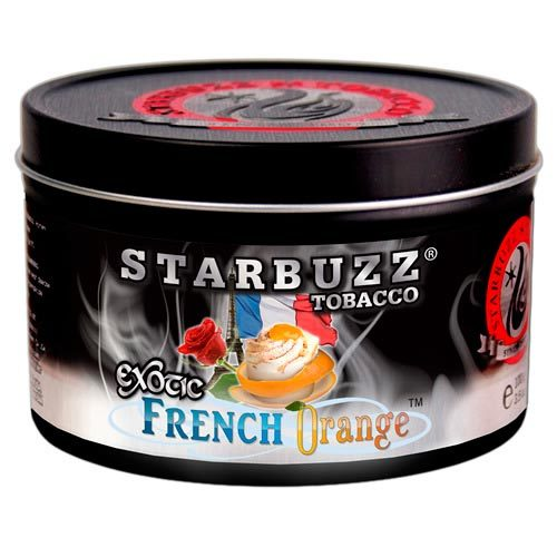 Табак для кальяна Starbuzz French Orange 250 гр.