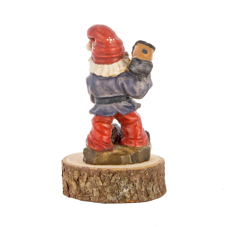 Домовой Гном-добытчик минералов