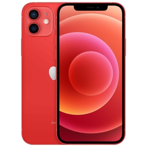 Купить iPhone 12 64Gb Red в Перми