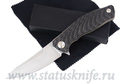 Нож Широгоров TETRA S90V SIDIS дизайн