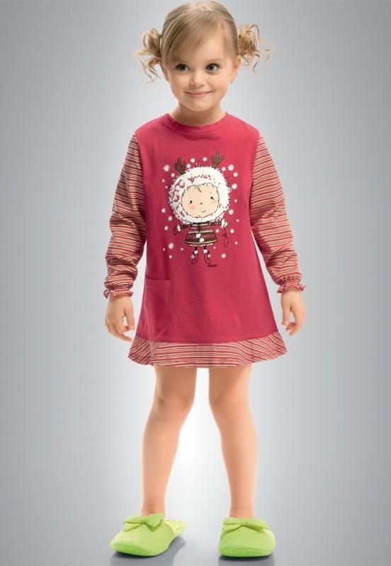 GND328 ночная сорочка для девочек