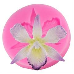 Силиконовый молд Орхидея 2 D