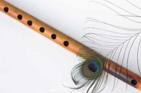 Индийская флейта Бансури