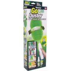 Электрощетка для удаления пыли Go Duster (Гоу Дастер)