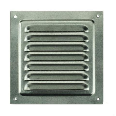2525МЦ, Решетка металлическая, оцинкованная
