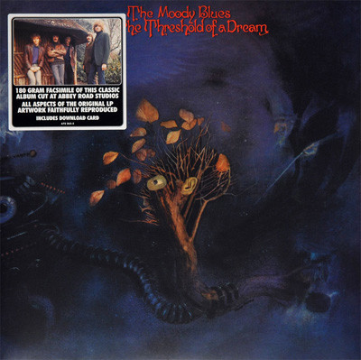 MOODY BLUES, THE: On The Threshold Of A Dream