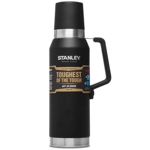Термос STANLEY MASTER 1.3л черный (10-02659-015)