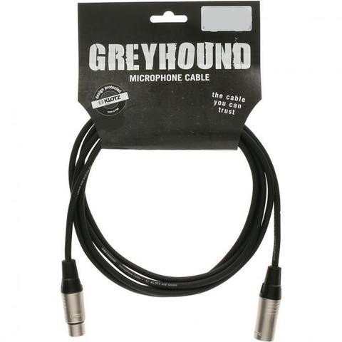 Микрофонный кабель KLOTZ GRG1FM05.0 Greyhound