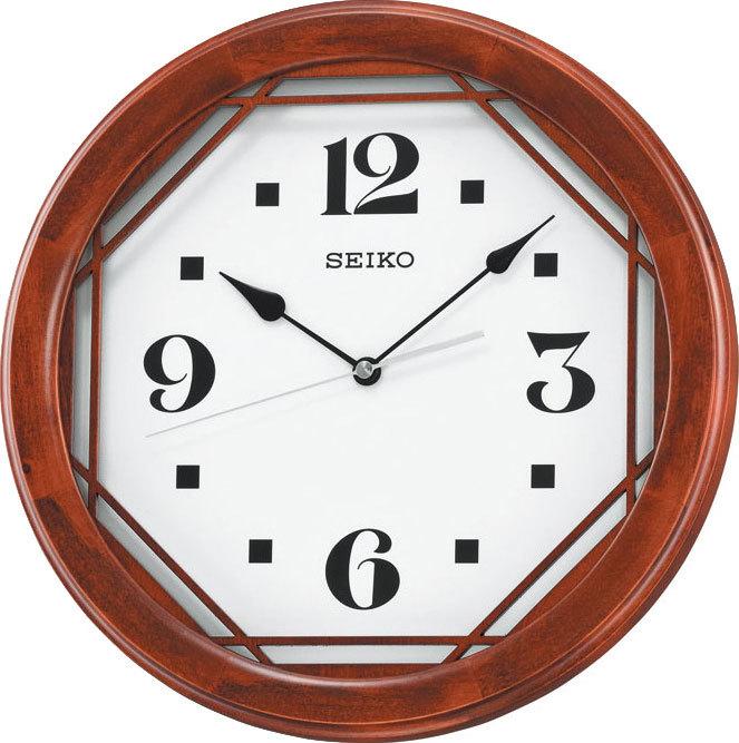 Настенные часы Seiko QXA565BL