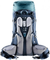 Deuter Aircontact Lite 45+10 Sl Maron-Graphite - рюкзак туристический - 2