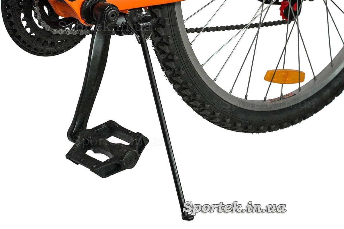 Педаль і підніжка