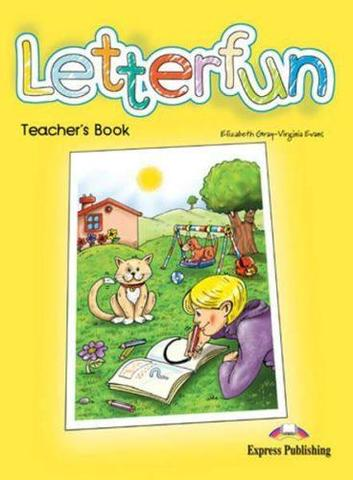Letterfun. Teacher's Book. (interleaved). Beginner. Книга для учителя