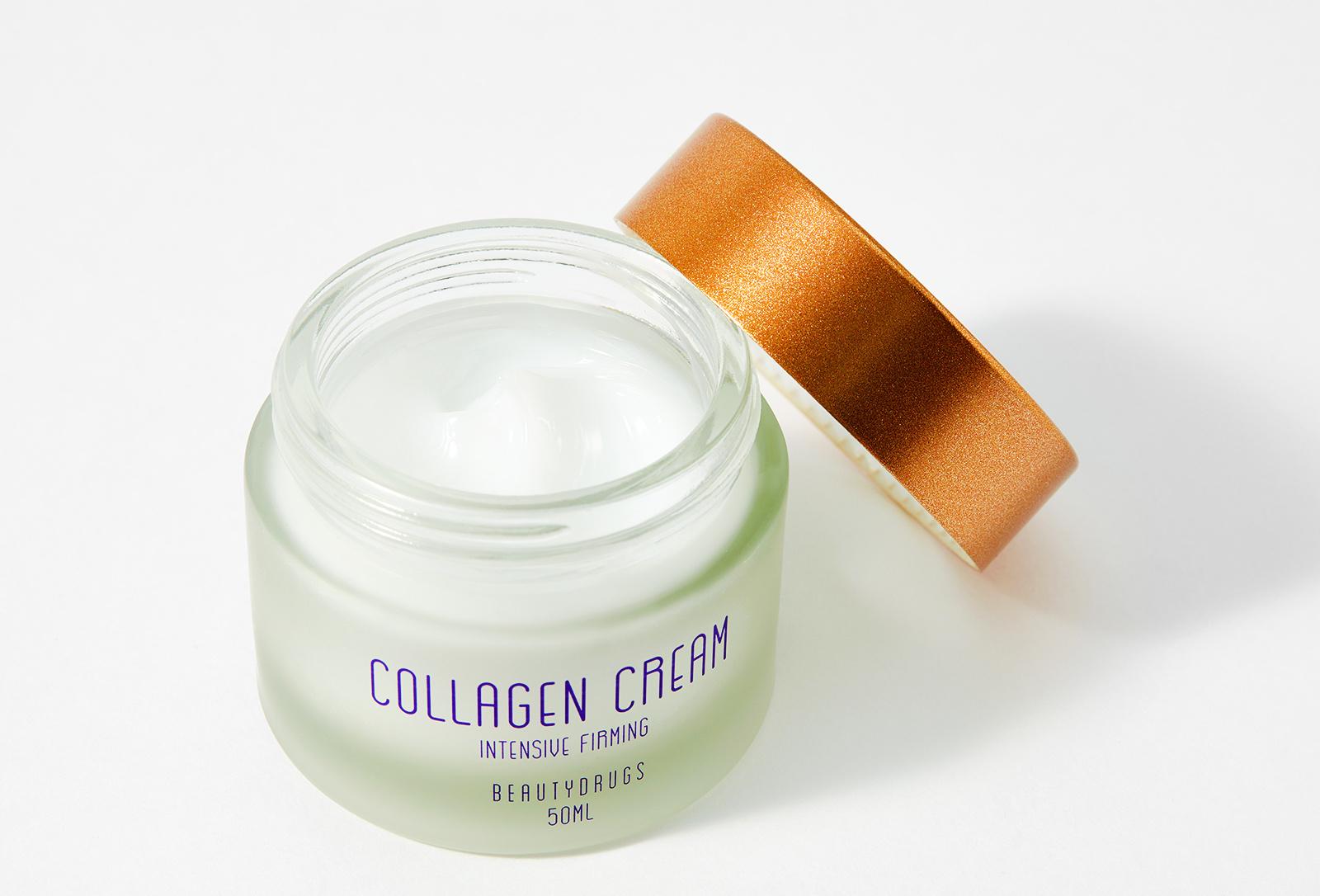 Крем с коллагеном Beautydrugs Collagen cream 50 мл