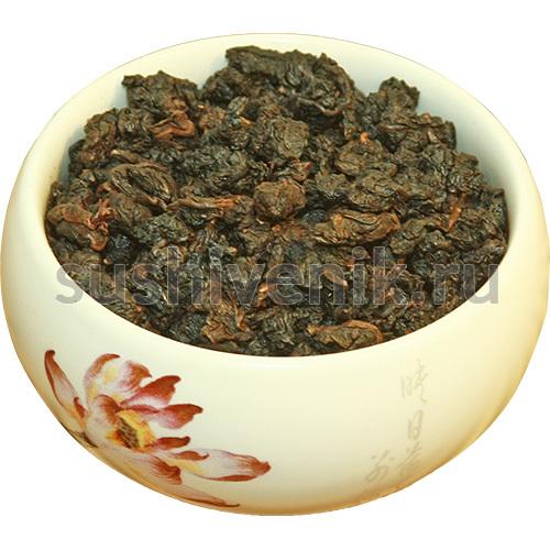 Зеленый чай Черный Тегуаньинь улун