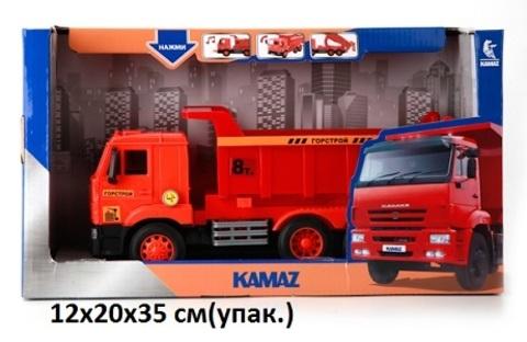 Машина Камаз WY301К Самосвал технопарк (СБ)