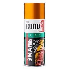 Эмаль KUDO золото 520 мл