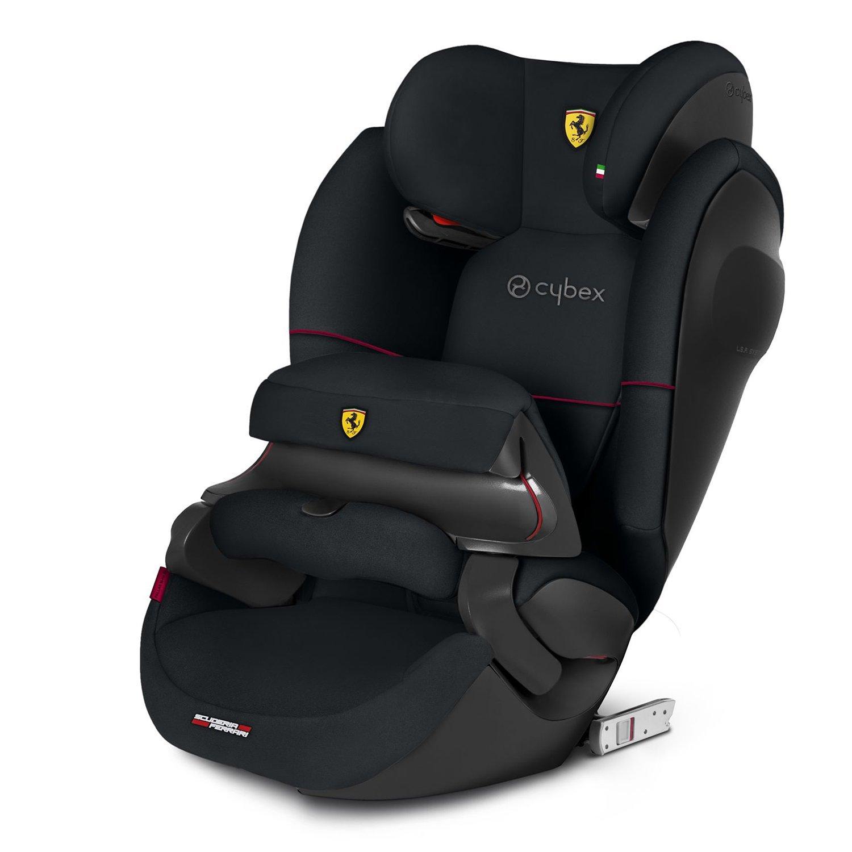 Автокресло 1/2/3 Cybex Pallas M-Fix SL FE Ferrari Victory Black