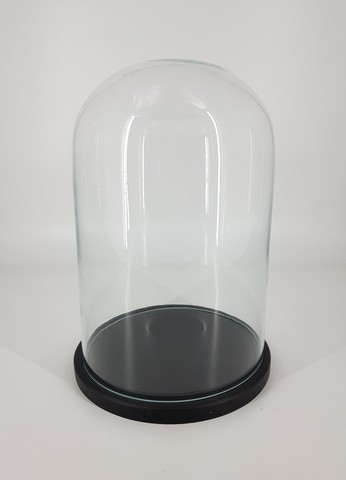 Стеклянная колба (Колпак, клош, купол, ваза, цилиндр) 32*22 см