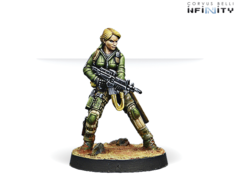 Airborne Ranger (вооруженаAP Spitfire)