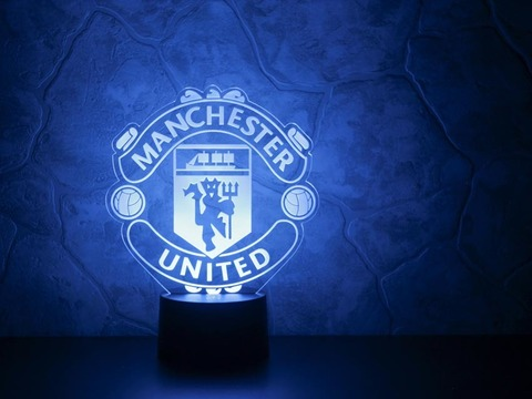 Лампа Манчестер Юнайтед