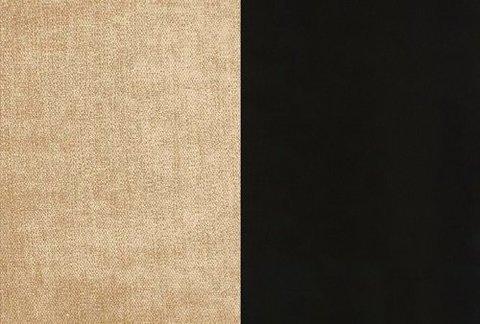 Ткань/Массив: Лофти Тауп/Черная эмаль