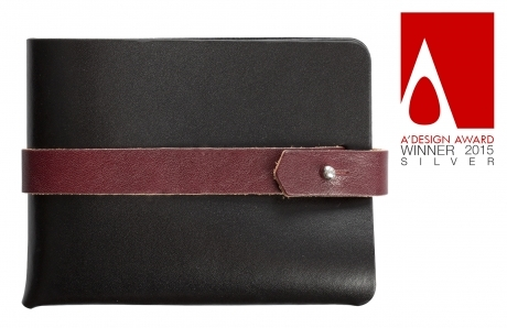 Leaf Wallet, black