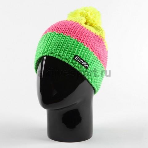 Картинка шапка Eisbar star neon pompon 959 - 1