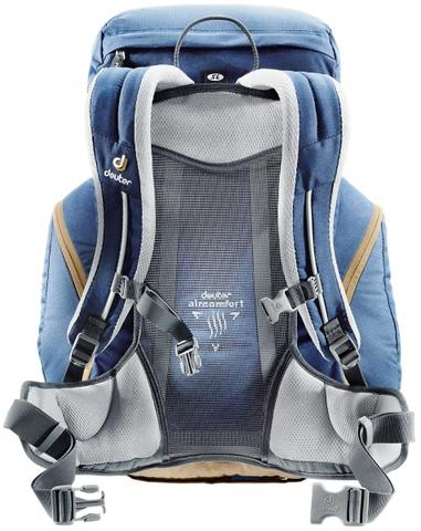 Картинка рюкзак туристический Deuter Groden 32 Midnight-Lion - 3