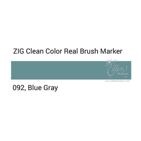 Маркер акварельный ZIG Clean Color Real Brush- штучно - 092