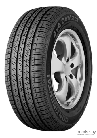 Continental 4X4 Contact R17 255/60 106H
