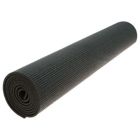 Коврик для йоги Sangh Black 173*61*0,5 см