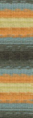Пряжа Burcum batik Alize 7099 фото