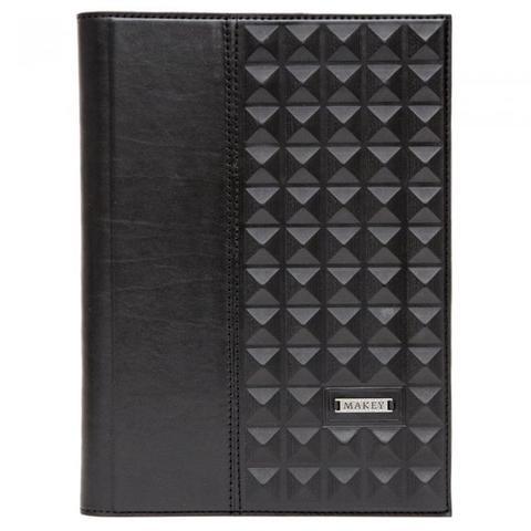 Ежедневник А5 «Геометрия». Цвет черный