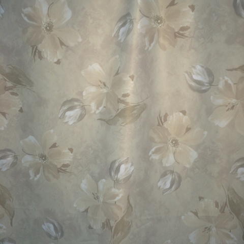 Портьерная ткань Вайтаут печать