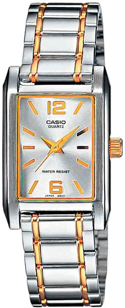 Часы женские Casio LTP-1235PSG-7A Casio Collection
