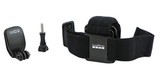 Крепление на голову + клипса на одежду GoPro Headstrap + QuickClip (ACHOM-001) комплект