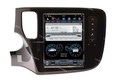 Магнитола CB-3108PX6 для Mitsubishi Outlander 2012-2018 (стиль Tesla)
