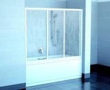 Шторка на ванну Ravak AVDP3-180 стекло