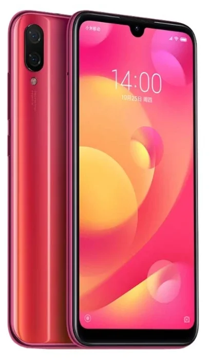 Xiaomi Mi Play 4/64gb RED red1.png