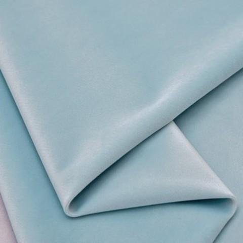 Бархат матовый стрейч, ворс 0,5 мм., светлый серо-голубой (выбрать  размер)
