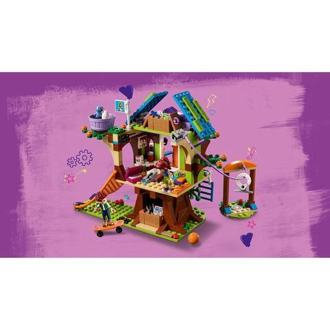 LEGO Friends: Домик Мии на дереве 41335 — Mia's Tree House — Лего Френдз Друзья Подружки