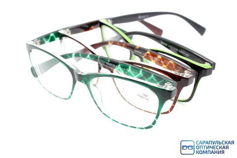 Очки готовые для зрения RALPH 0528