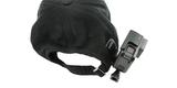 Крепление на голову + клипса на одежду GoPro Headstrap + QuickClip (ACHOM-001) пример использования 1