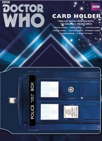 Визитница Doctor Who: Tardis